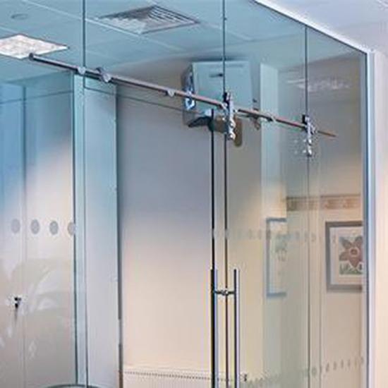 Cửa kính thủy lực lùa CKTL006