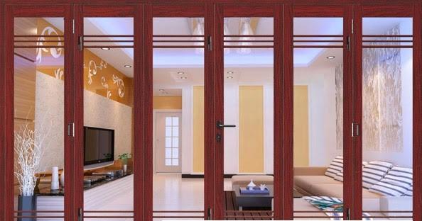 cửa nhôm việt pháp vân gỗ đẹp