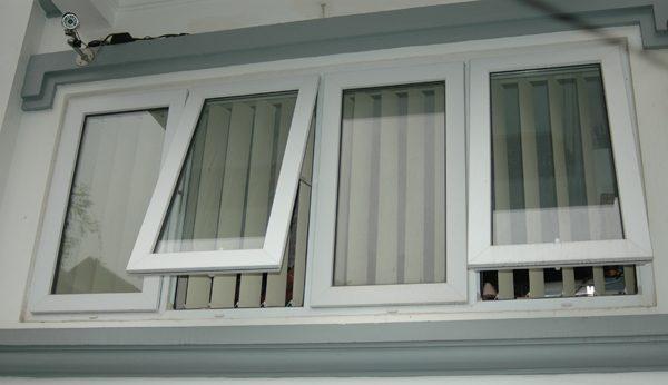 Cửa sổ nhôm Xingfa mở hất