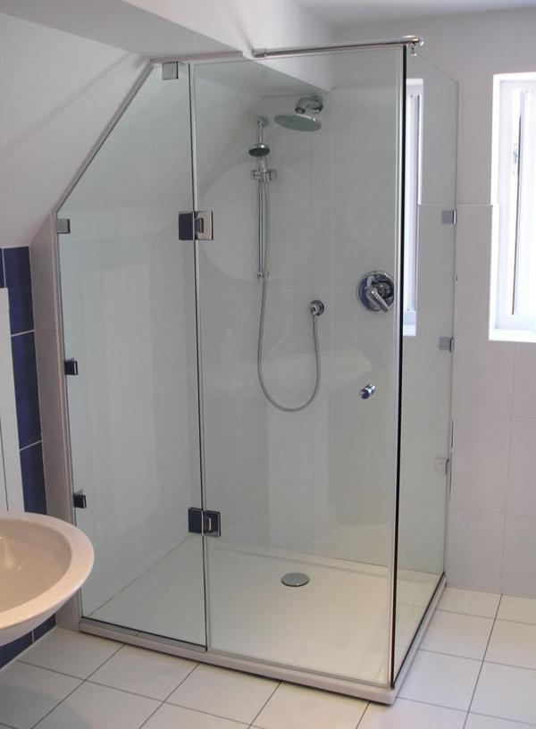 Báo giá vách kính cường lực phòng tắm, nhà tắm tại Hà Nội