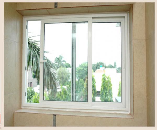 Mẫu cửa sổ nhôm kính lùa