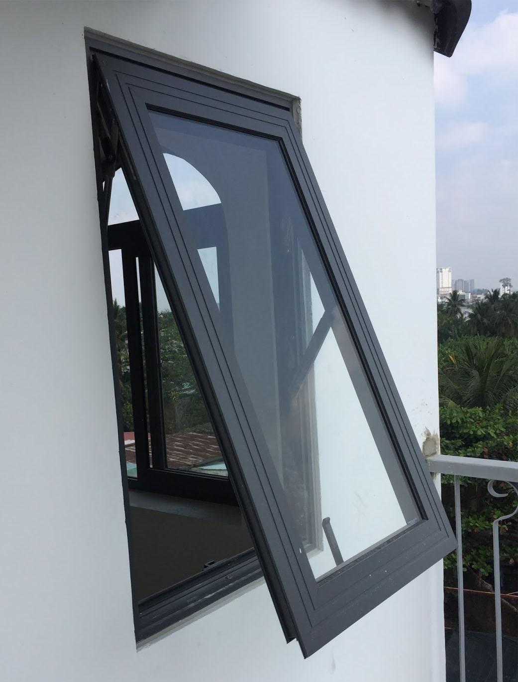 Những lý do bạn nên lắp đặt cửa sổ nhôm Xingfa mở hất ngay hôm nay